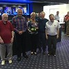 2017 Festival - Multiple Teams winners:  Alan Cooke (Norman Le Cocq CICBA Chairman ) Maureen Stairs, Brian Stairs & Gary Hyett