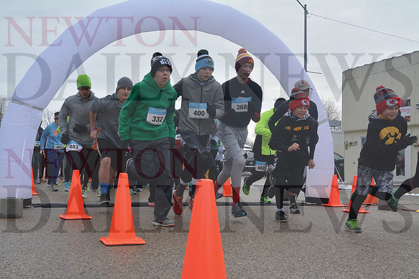 Jersey Freeze Frozen Nose, Cold Toes 5K March 11, 2017