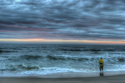 Surf Fishing at the Jersey SHore