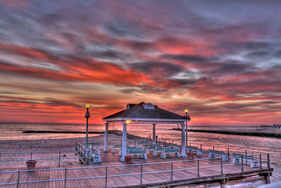 Avon Boardwalk 2012 print  photo