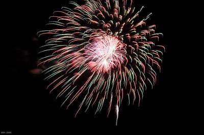 Fireworks 2009-10
