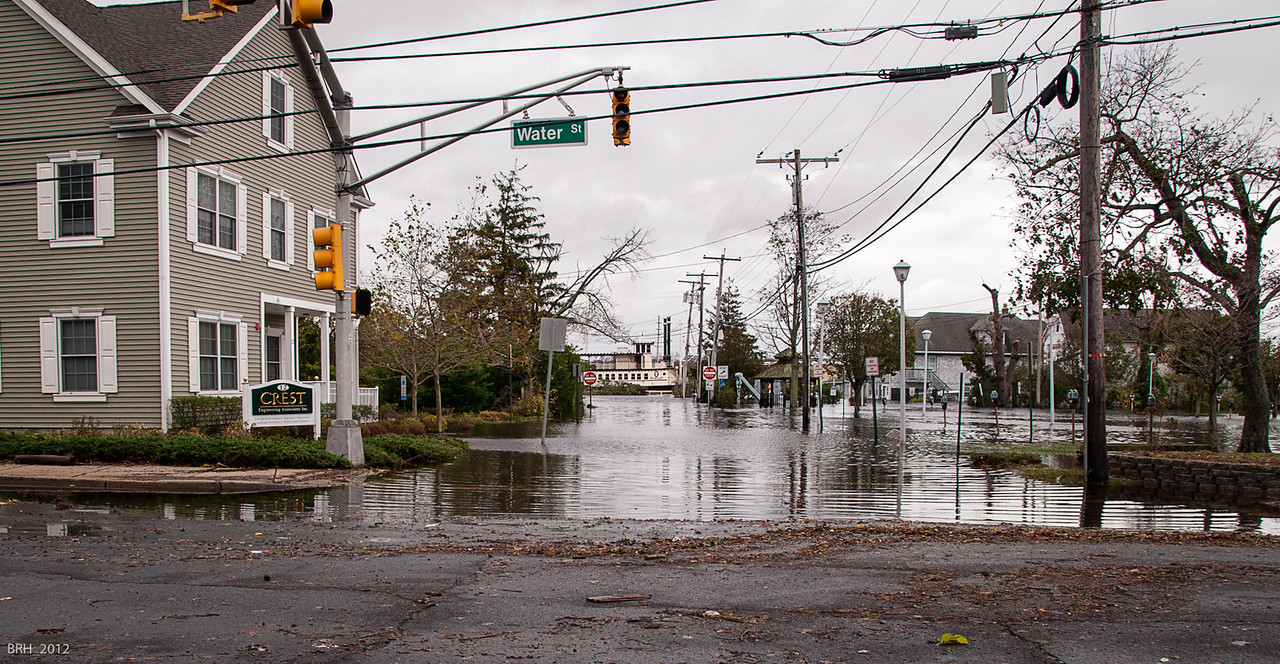 Robbins St. Toms River  Oct 30 2012