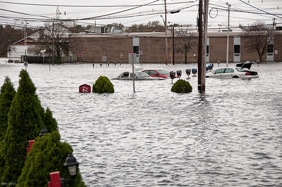 Water St Toms River  Oct 30 2012