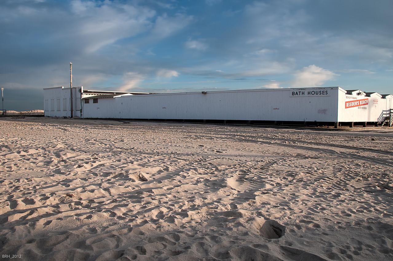 Risden's Beach Parking Lot   Nov 2012