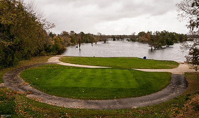 View behind 5th tee at TRCC  Oct 30 2012