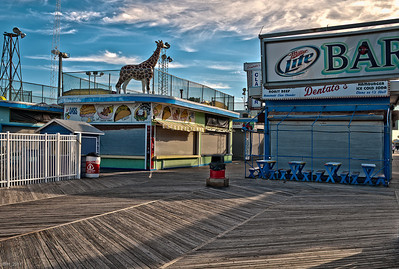 Seaside Hts Boardwalk Nov 2011
