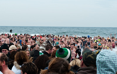 Polar Bear Plunge Seaside Hts NJ Feb 2009