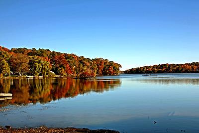 Lake in The Skylands