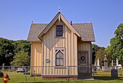American Gothic in Dover, NJ