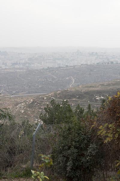 Bethlehem (view from Jerusalem)