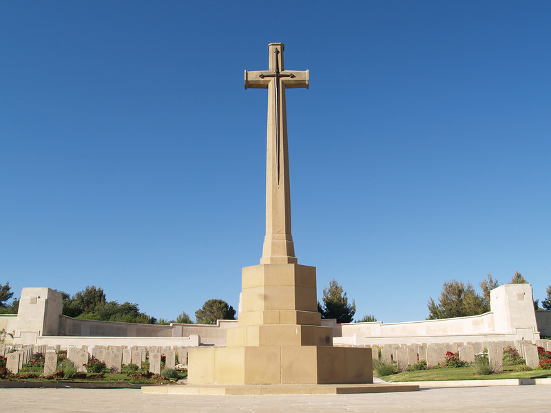 British military cemetery