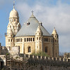 Dormition Church, built on the site from which some believe that the Virgin Mary was taken into heaven upon her death.