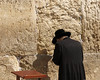 Western Wall; At prayer