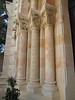 Dormition Abbey, column details