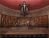 Dormition Abbey; altar donated by Ivory Coast