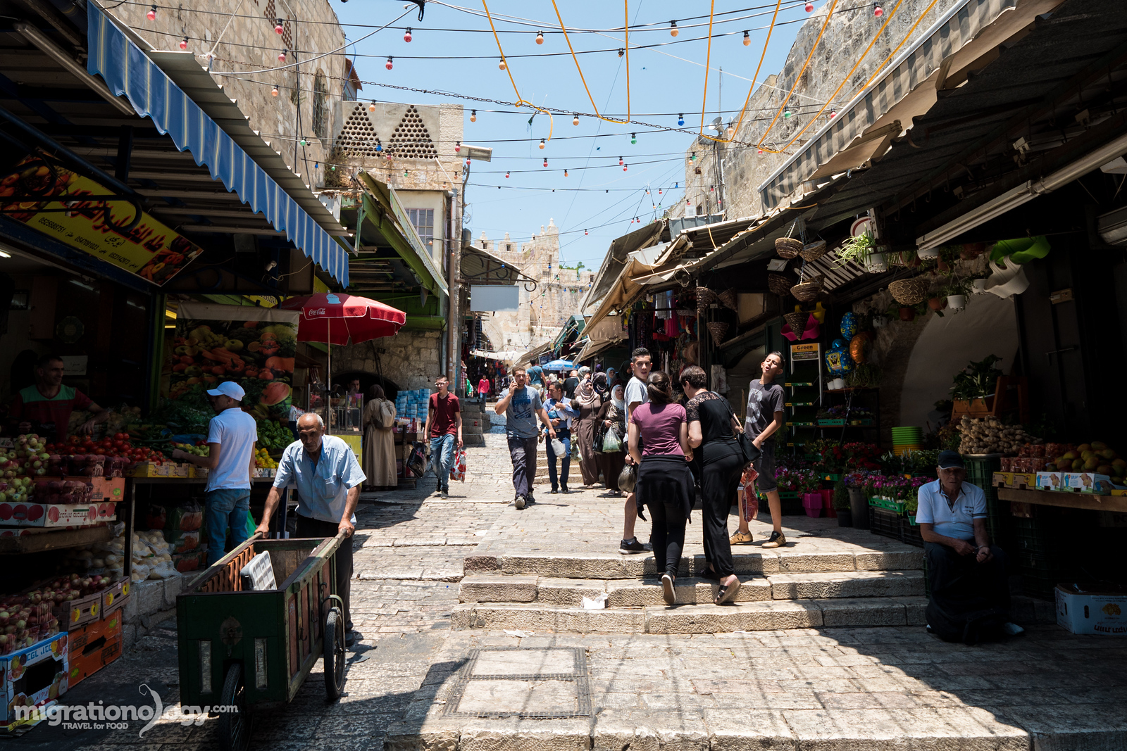Jerusalem food tour
