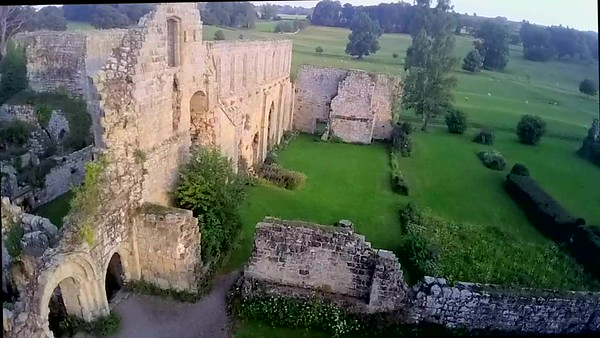 Jervaulx Abbey August 2015