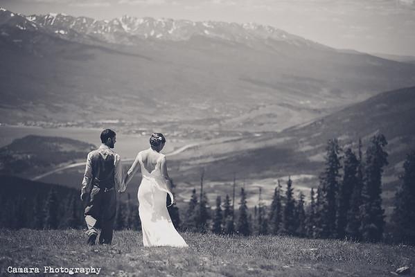 Jess & Matt's Wedding (For A Basin)