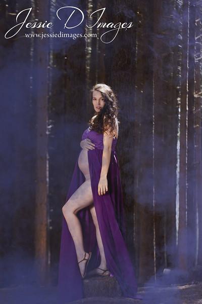 Jessie D Images - Sugar Pine Maternity Shoot 5