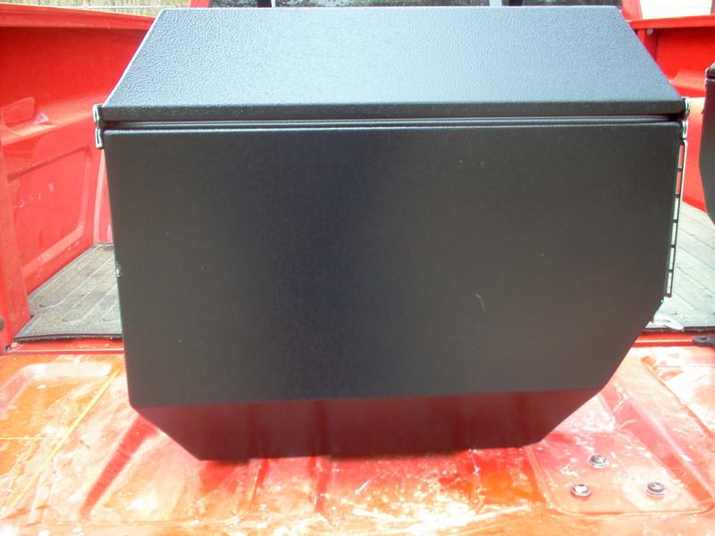 Curb Side Box - outside panel