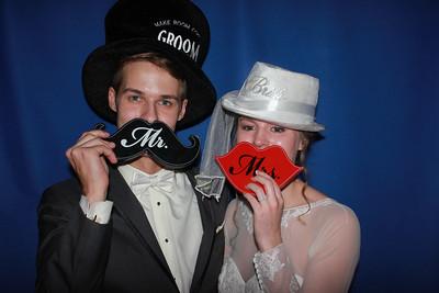Jesse & Rachel Wedding 1-21-17