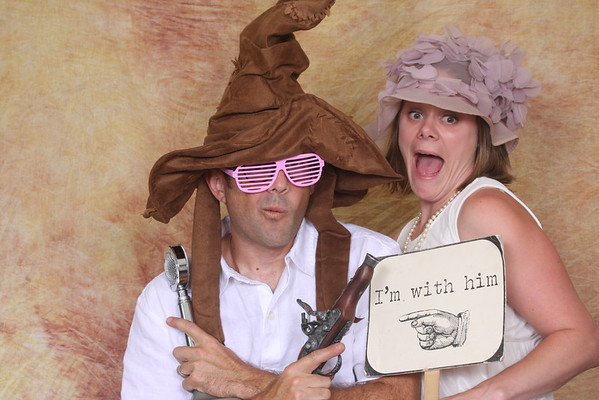 Jessica & Chris, Photo Booth July 9