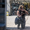 Selfie on a Copenhagen Street