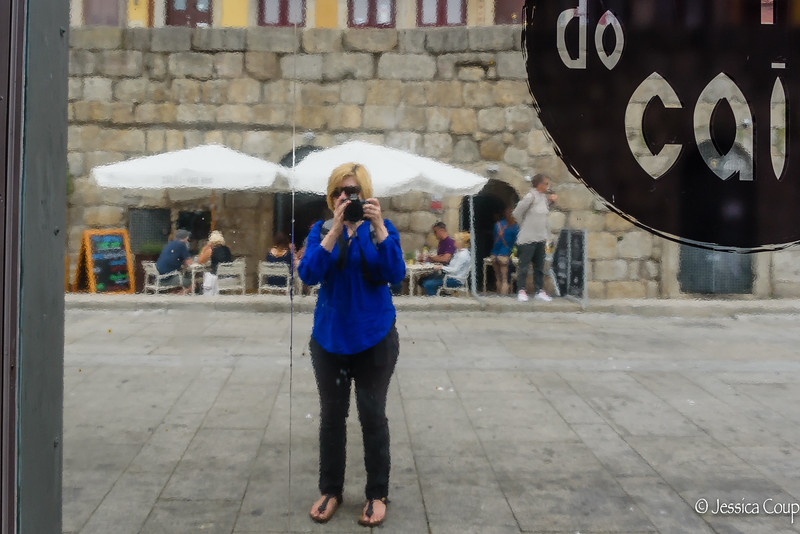 Selfie in Porto
