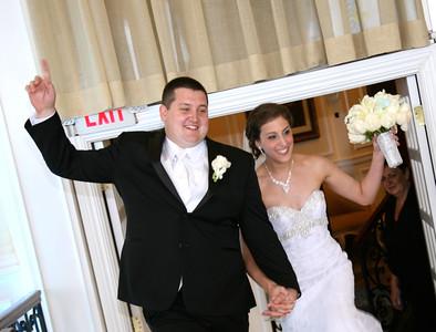 Jessica & Greg's Wedding