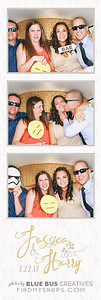 We had an awesome time snapping photos and celebrating Jessica and Harry's wedding! Congrats to the newlyweds!  Love this photo? Head to findmysnaps.com/Jessica-Harry to order prints and more!  Looking for an awesome photo booth for your next event? Head to bluebuscreatives.com for more info.