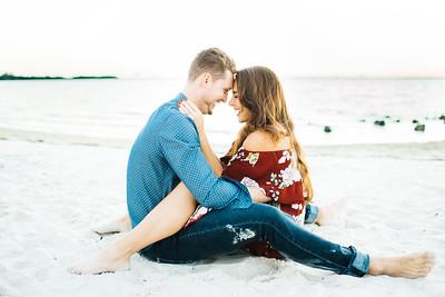 Jessica + Levi | Tampa Engagement