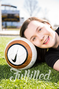 Jessica Sproat - Soccer and Cap and Gown Session (2)