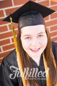 Jessica Sproat - Soccer and Cap and Gown Session (21)