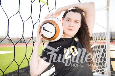 Jessica Sproat - Soccer and Cap and Gown Session (11)
