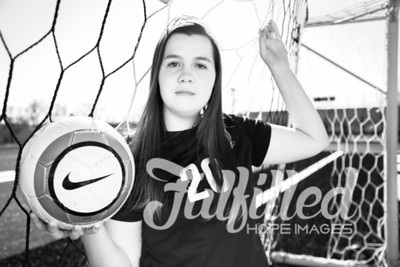 Jessica Sproat - Soccer and Cap and Gown Session (16)