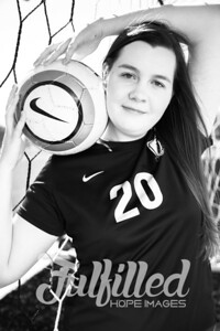 Jessica Sproat - Soccer and Cap and Gown Session (12)