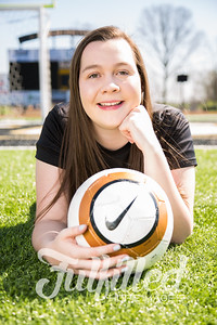 Jessica Sproat - Soccer and Cap and Gown Session (3)