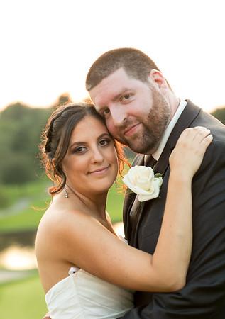 Jessica and Anthony