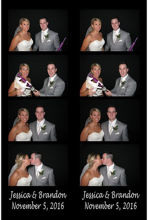 Jessica and Brandon's Wedding 11-5-2016