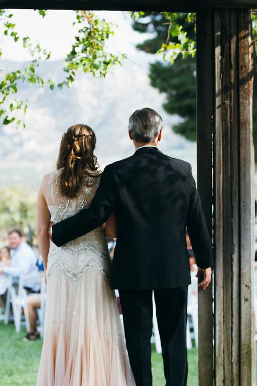 Jessica and Chris Wedding - Color