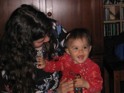 Isabella turns one