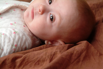 Zia at 4 and half months