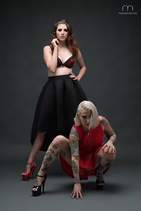 Cedrine & Jessie by Jean