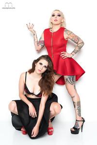 Model: Jessie Jess and Cedrine Geiger