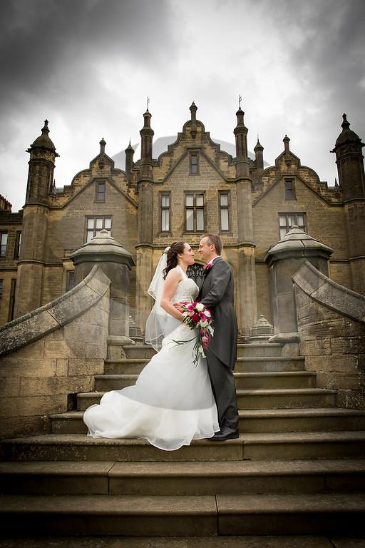 Jessie & Simon - Allerton Castle