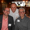 Jesuit Partnership Council of Twin Cities:  Jim MacGillis (John Carroll, '92); Al Bill and Edward Fox (Holy Cross, '76)