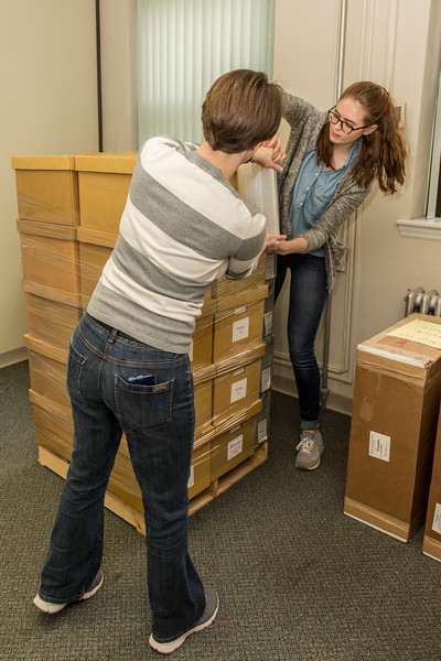 Move to new Jesuit Archives and Research Center