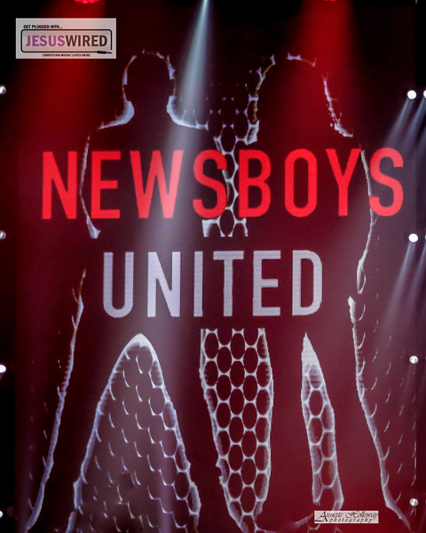 Newsboys United Tour in New Bern NC 4-13-18 by Annette Holloway Photography
