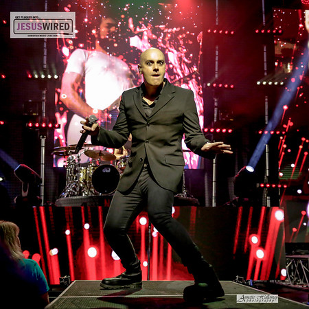 Peter Furler - Newsboys United New Bern NC 4-13-18 by Annette Holloway Photography