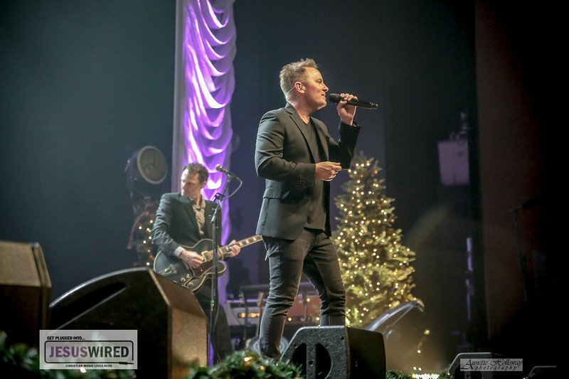 Chris Tomlin Christmas.Surprises From Start To Finish At Chris Tomlin S Christmas
